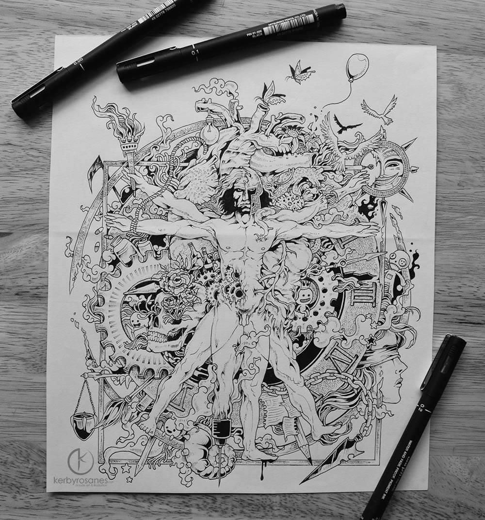 Kerby Rosane illustration 12