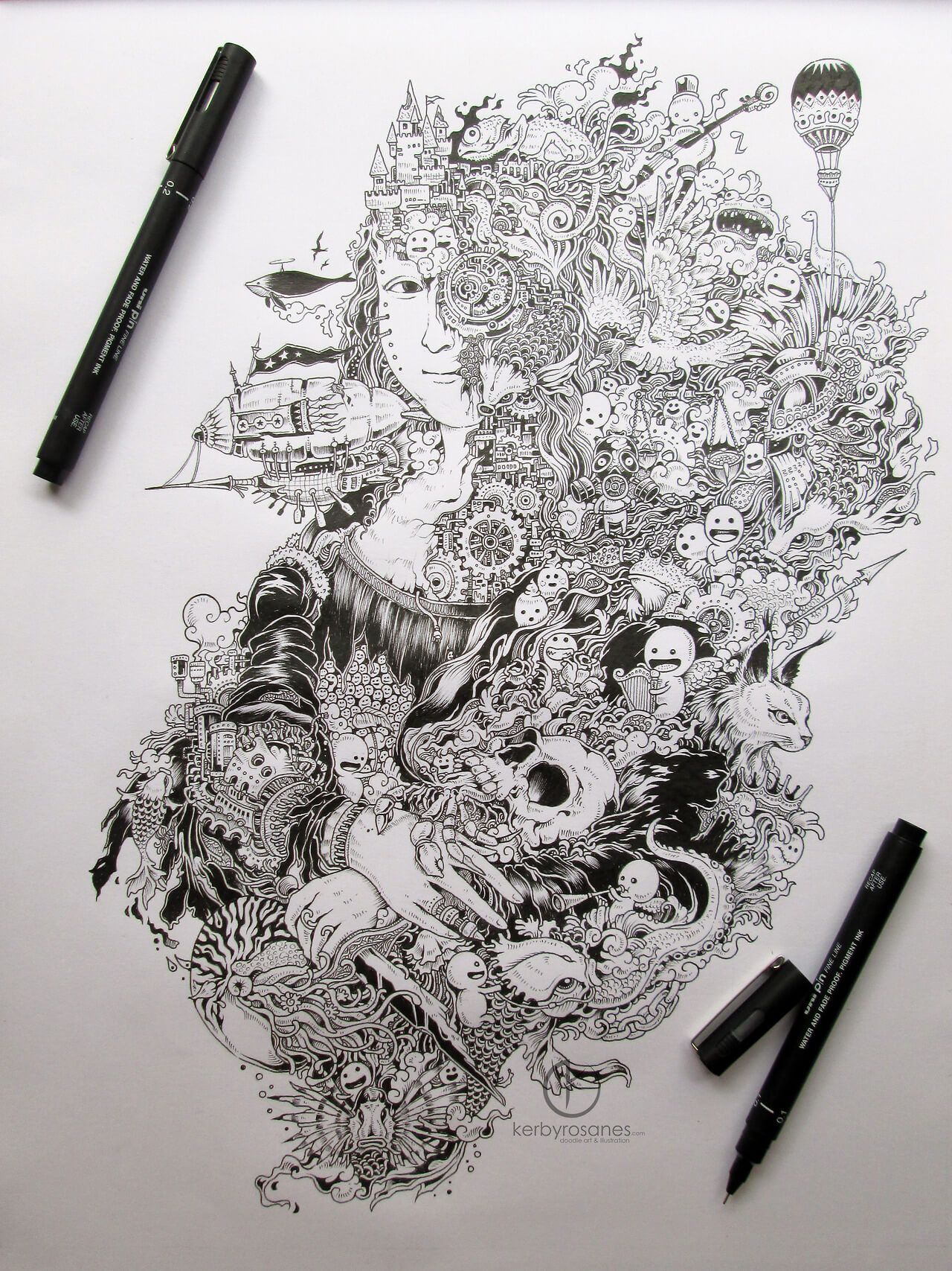 Kerby Rosane illustration 14