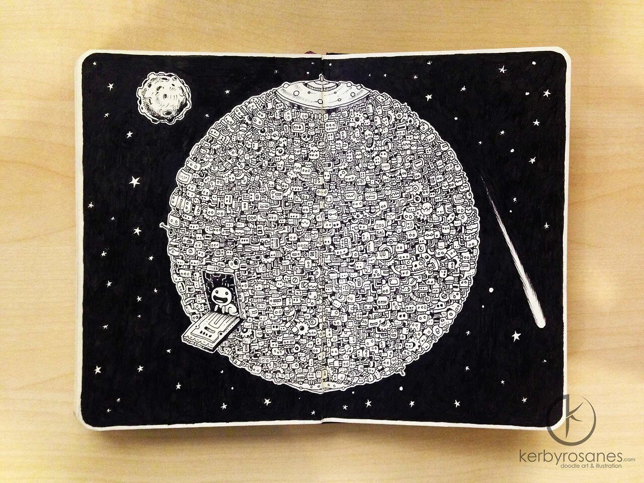 Kerby Rosane illustration 2