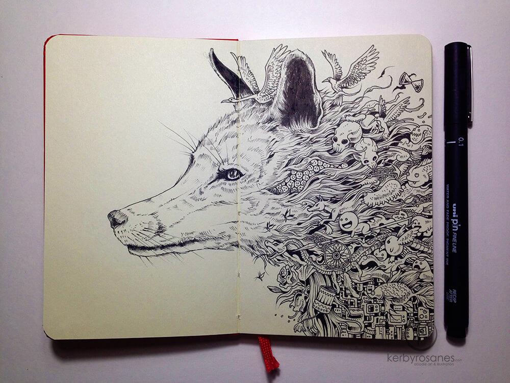 Kerby Rosane illustration 3