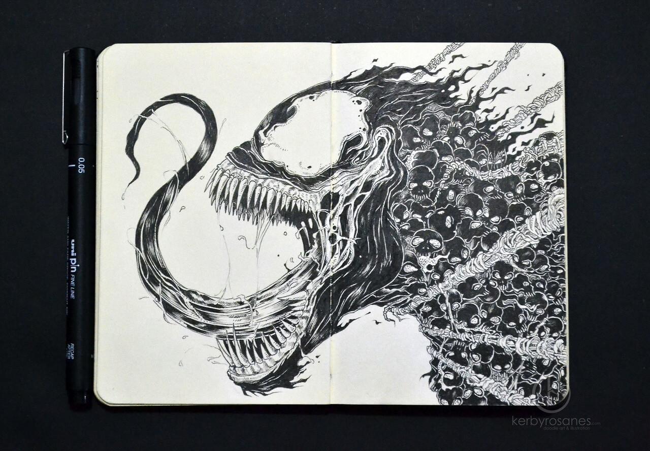 Kerby Rosane illustration 5