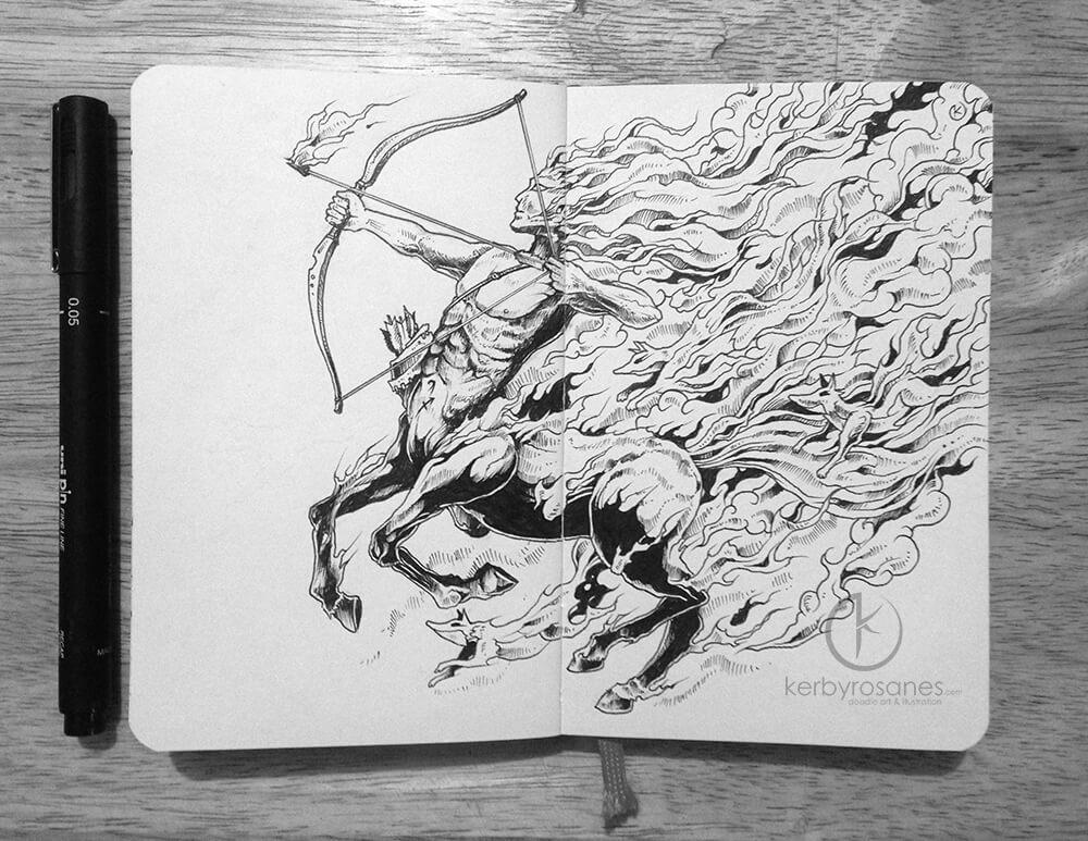 Kerby Rosane illustration 6