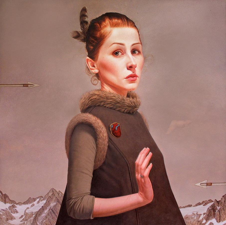 Kris lewis illustration paintings 2
