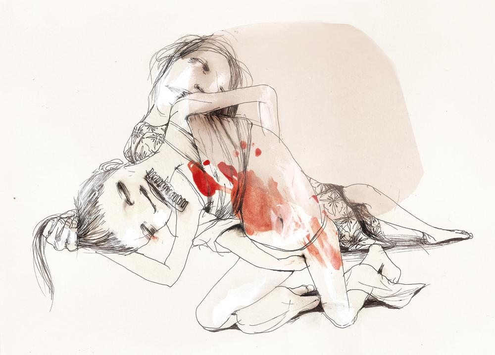 darkamarcadia illustration 1