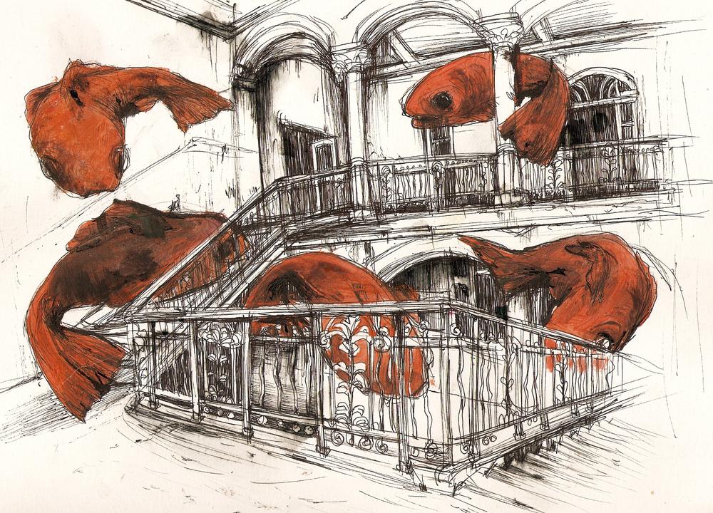 darkamarcadia illustration 10