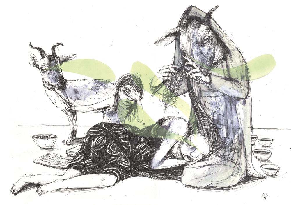darkamarcadia illustration 2