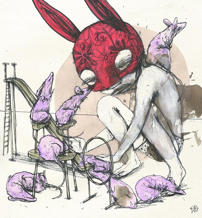 darkamarcadia illustration 3