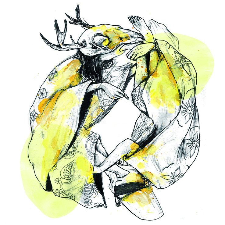 darkamarcadia illustration 4