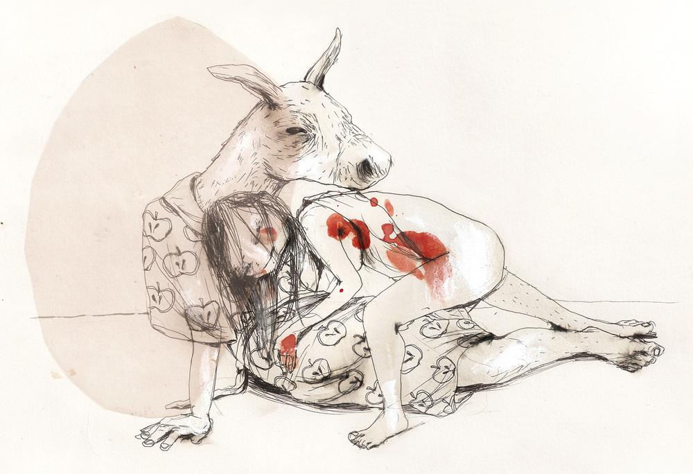 darkamarcadia illustration 5