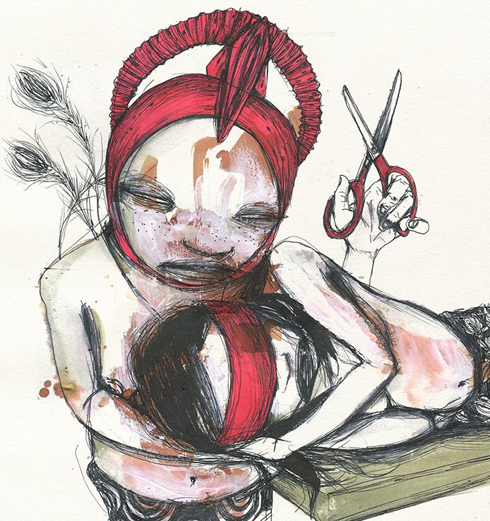 darkamarcadia illustration 6