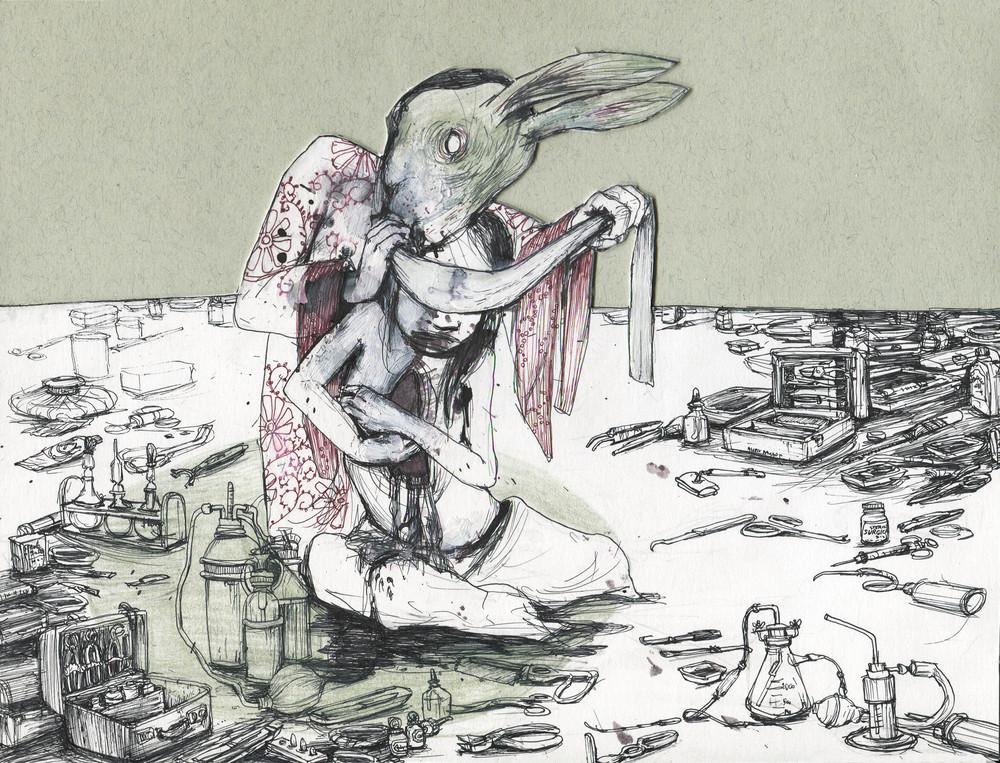 darkamarcadia illustration 8