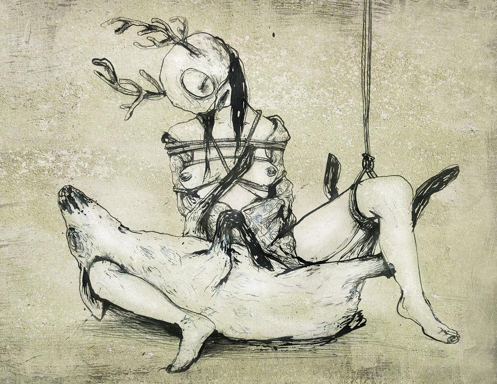 darkamarcadia illustration 9