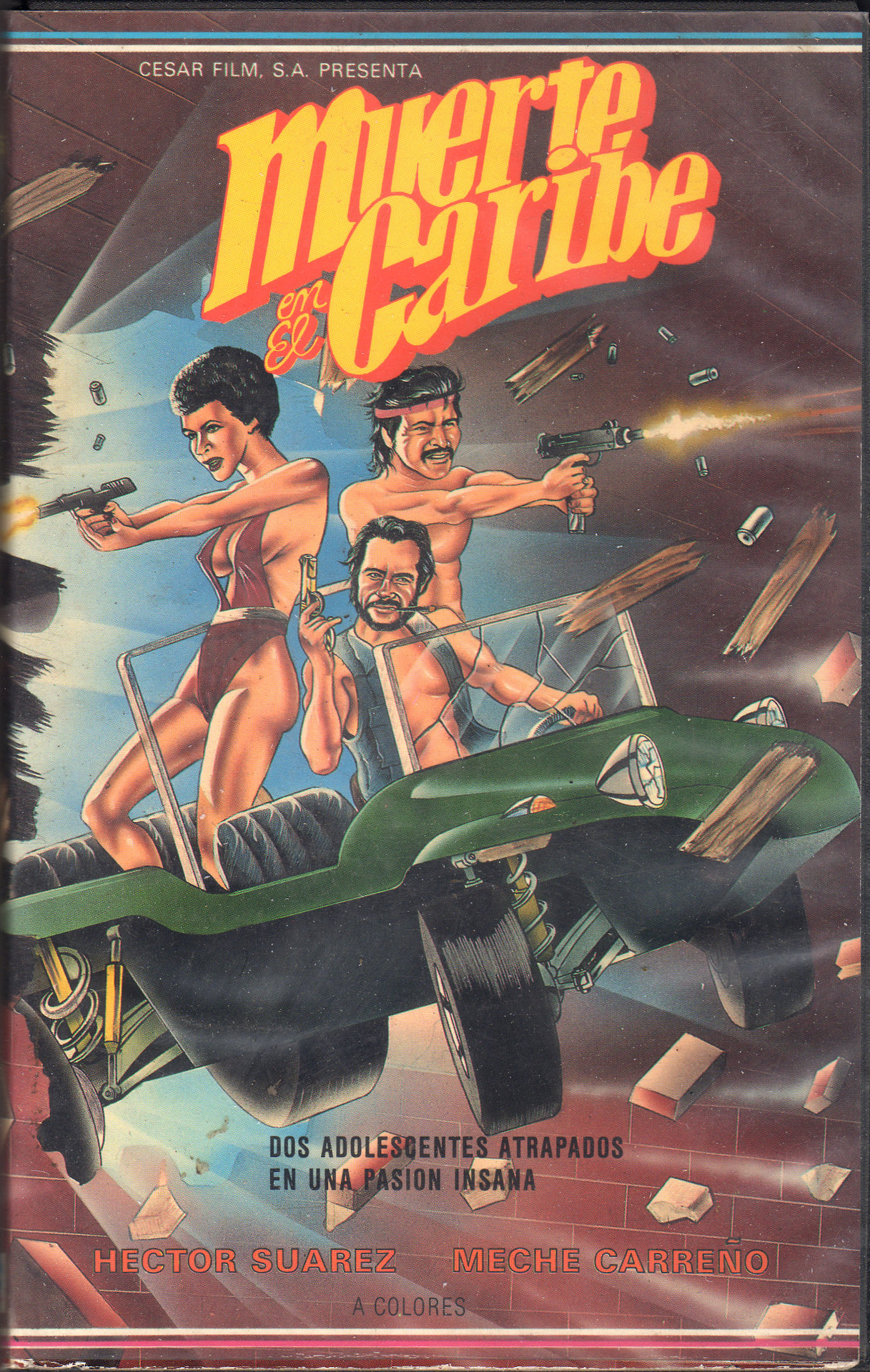 vhs covers illustrations 12