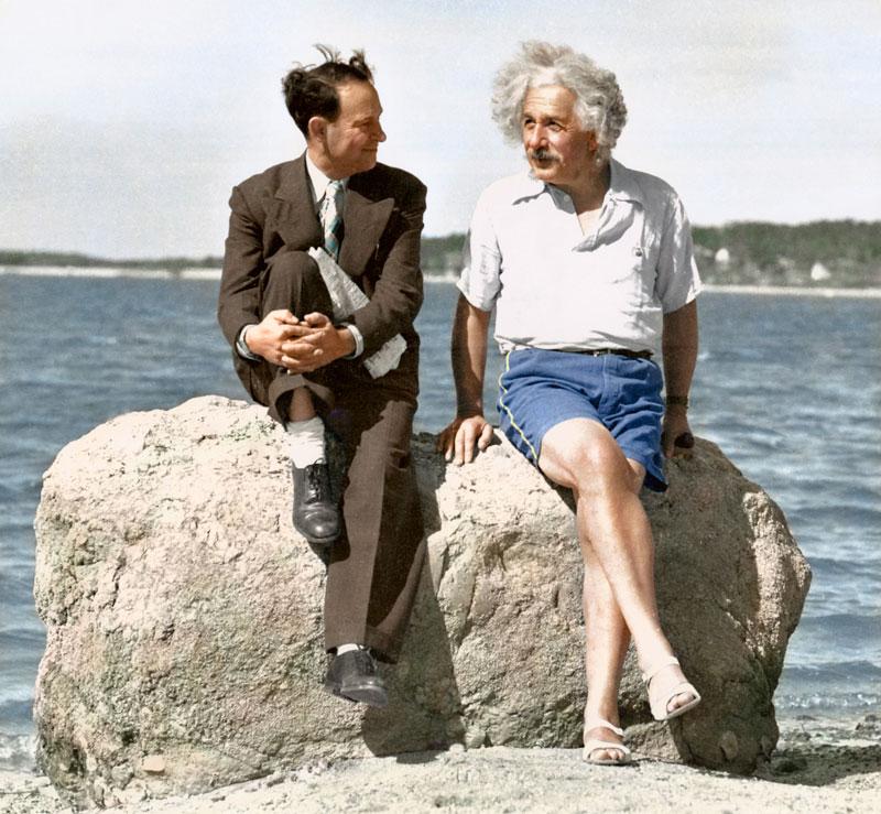 Albert Einstein Summer 1939