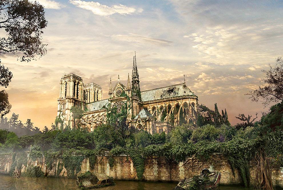 Lugares famosos post-apocalipticos 12
