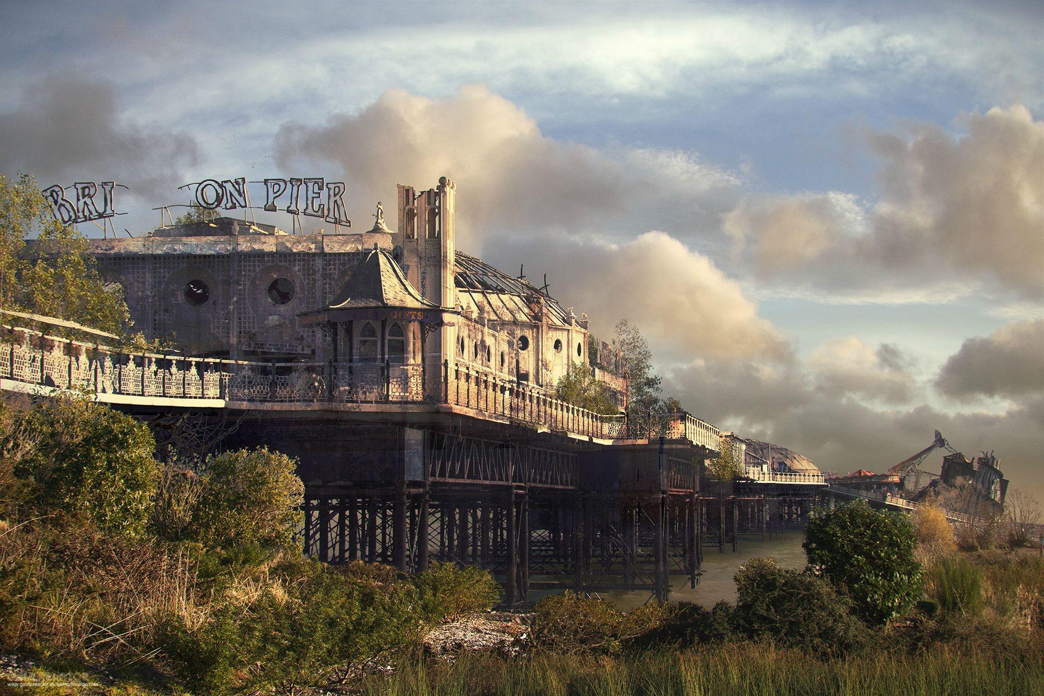 Lugares famosos post-apocalipticos 32