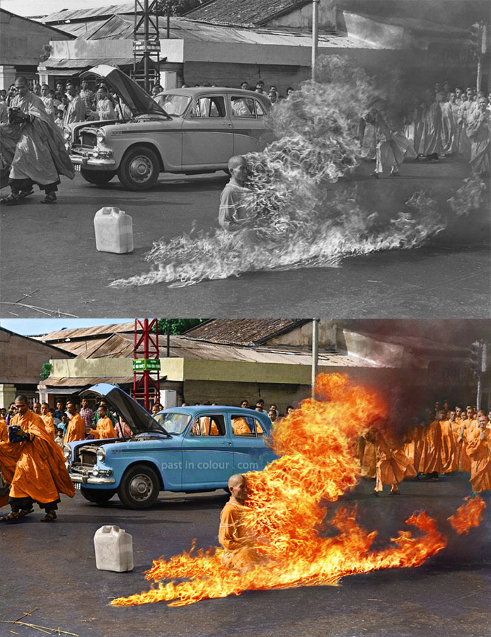 Thich Quang Duc 1963