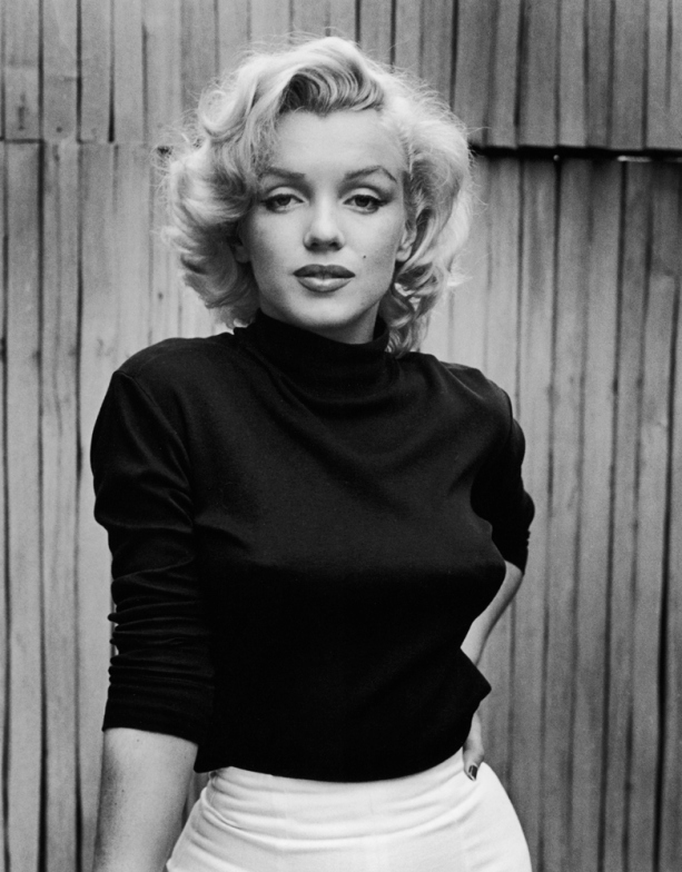 marilyn monroe photography by Alfred Eisenstaedt