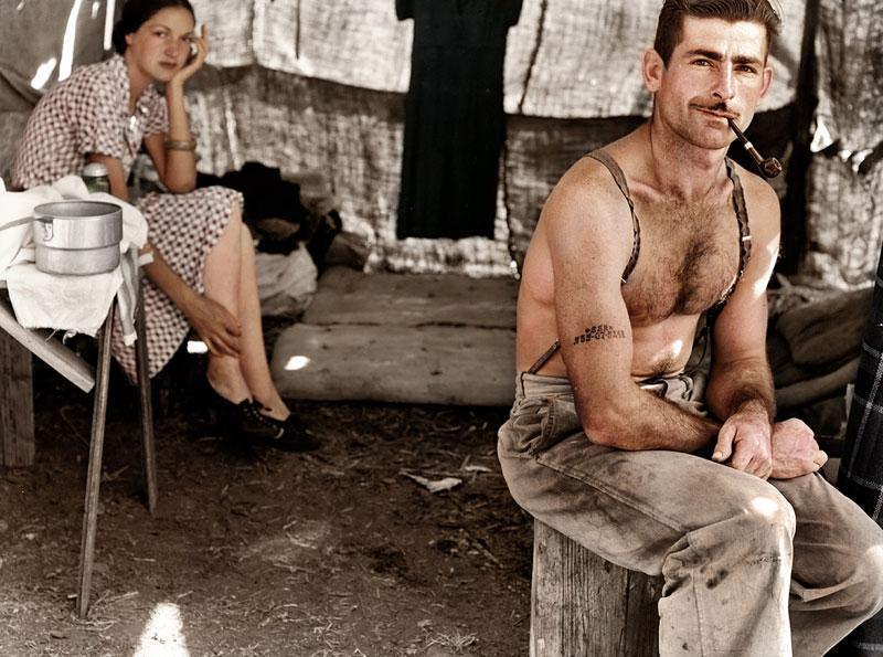 fotanero en 1939