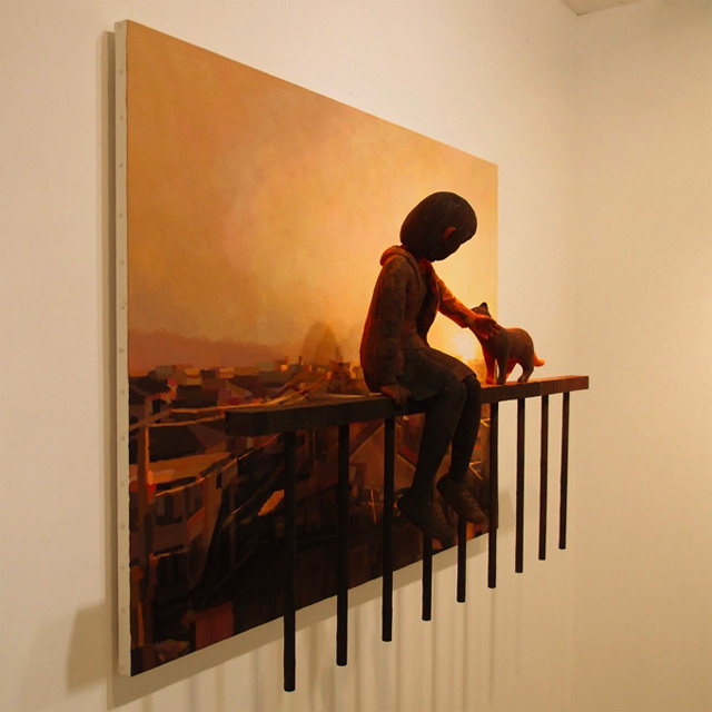 shintaro ohata 3d paintings 2