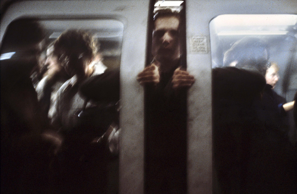 Fotografía del metro de londres
