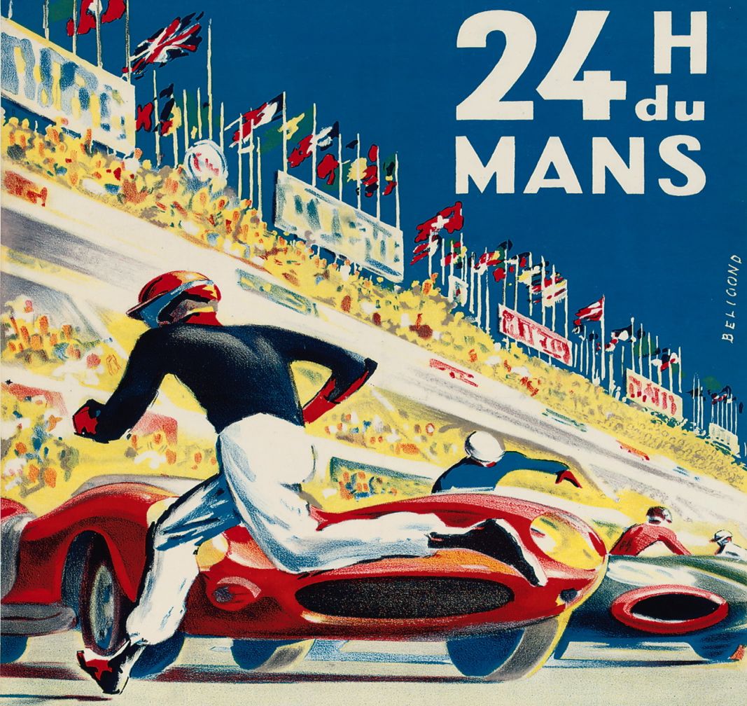 lemans 24h posters