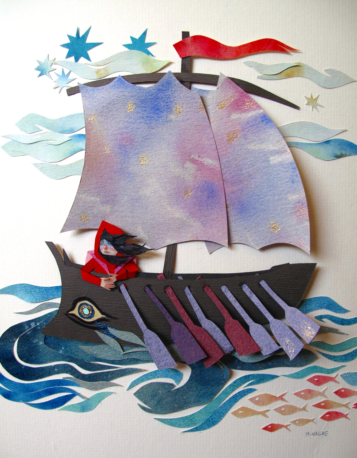 morgana cut paper mytho 8