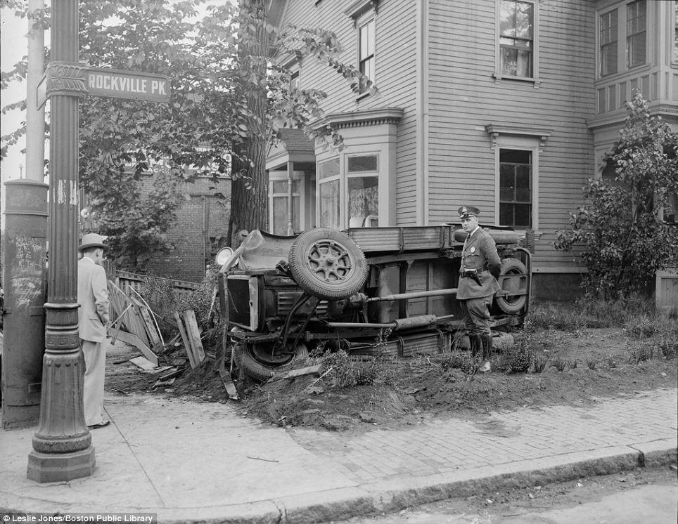 Accidentes en boston anos 30 1