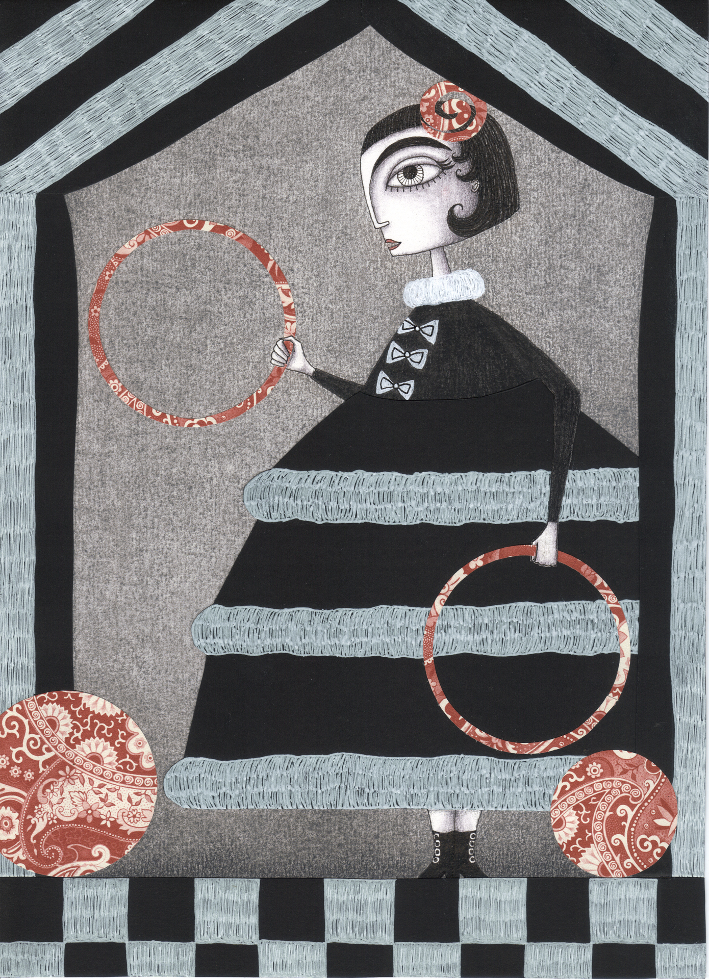 Judith Clay illustration 7