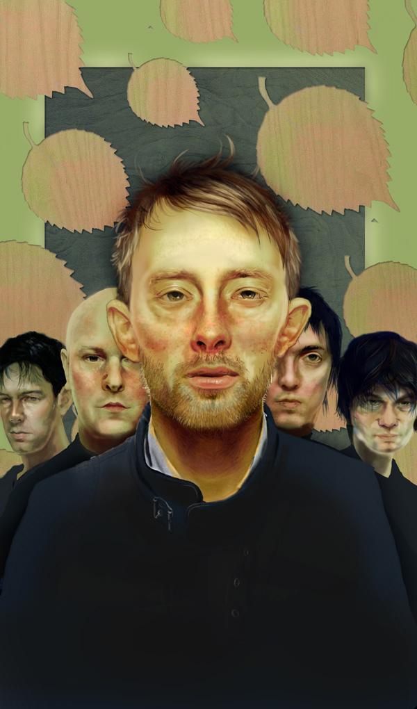 Radiohead, Rolling Stone