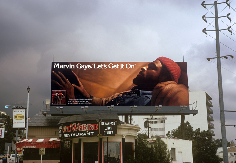 MarvinGaye sunset strip