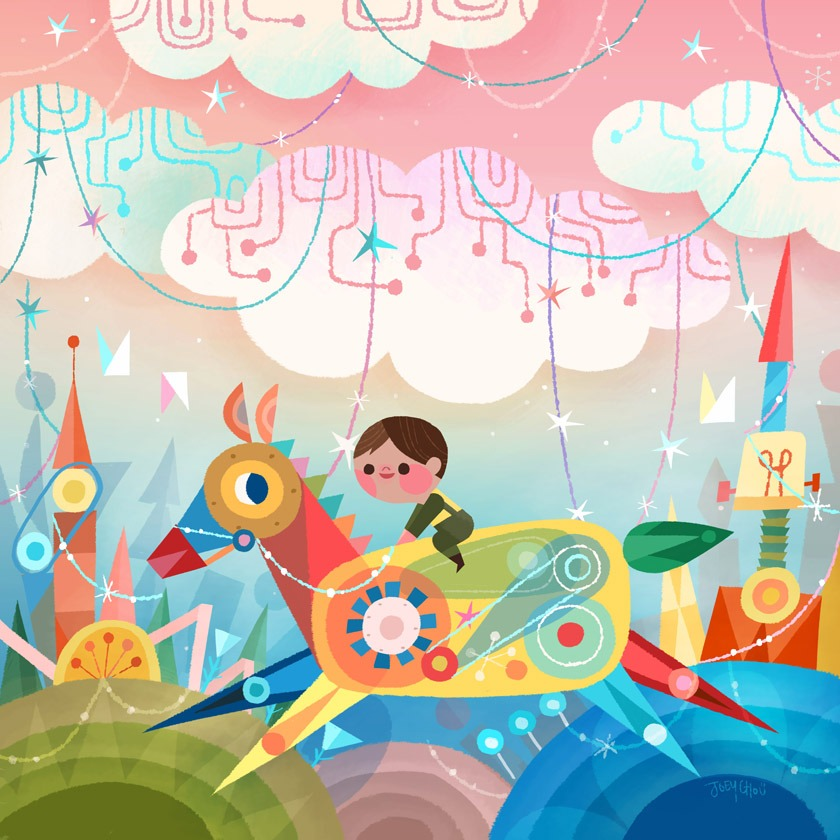 joey cho illustration 1