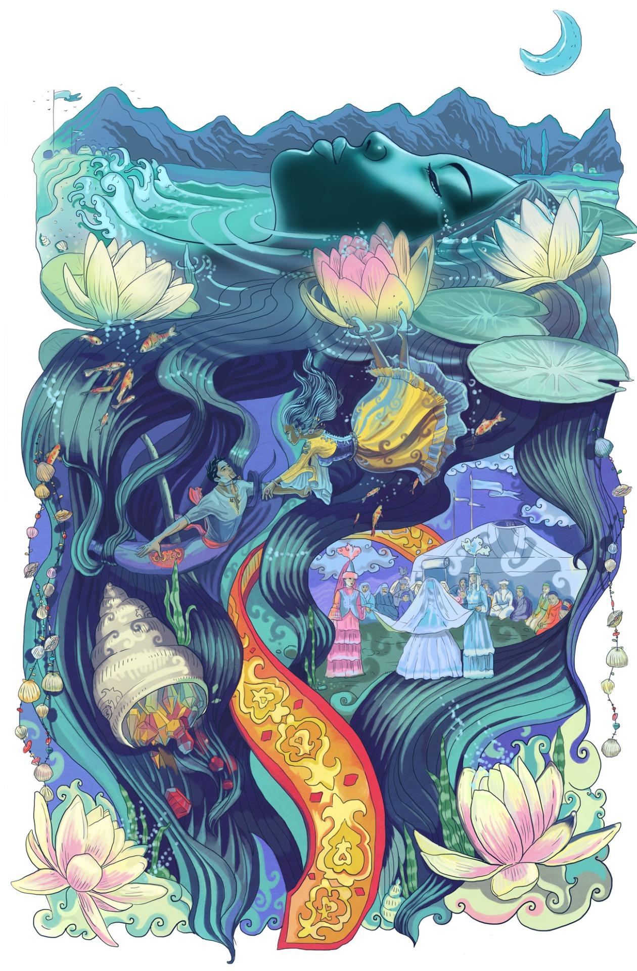mimi ilnitskaya illustration 12