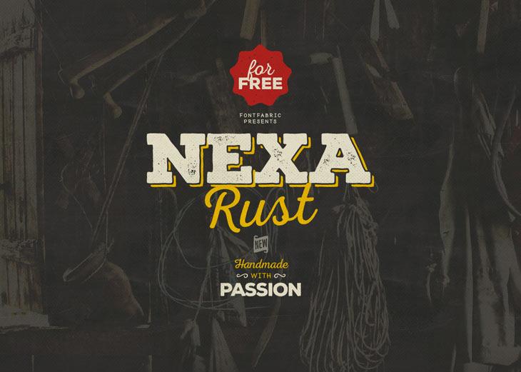 nexa-rust-free-font-1