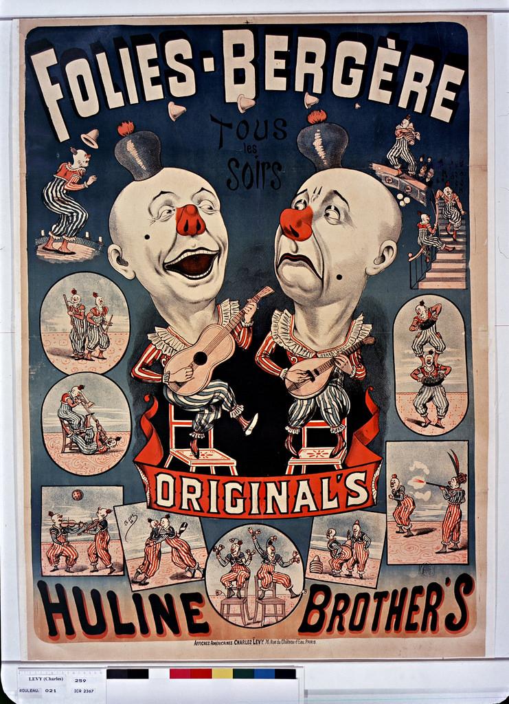 Folies Bergere illustration 1