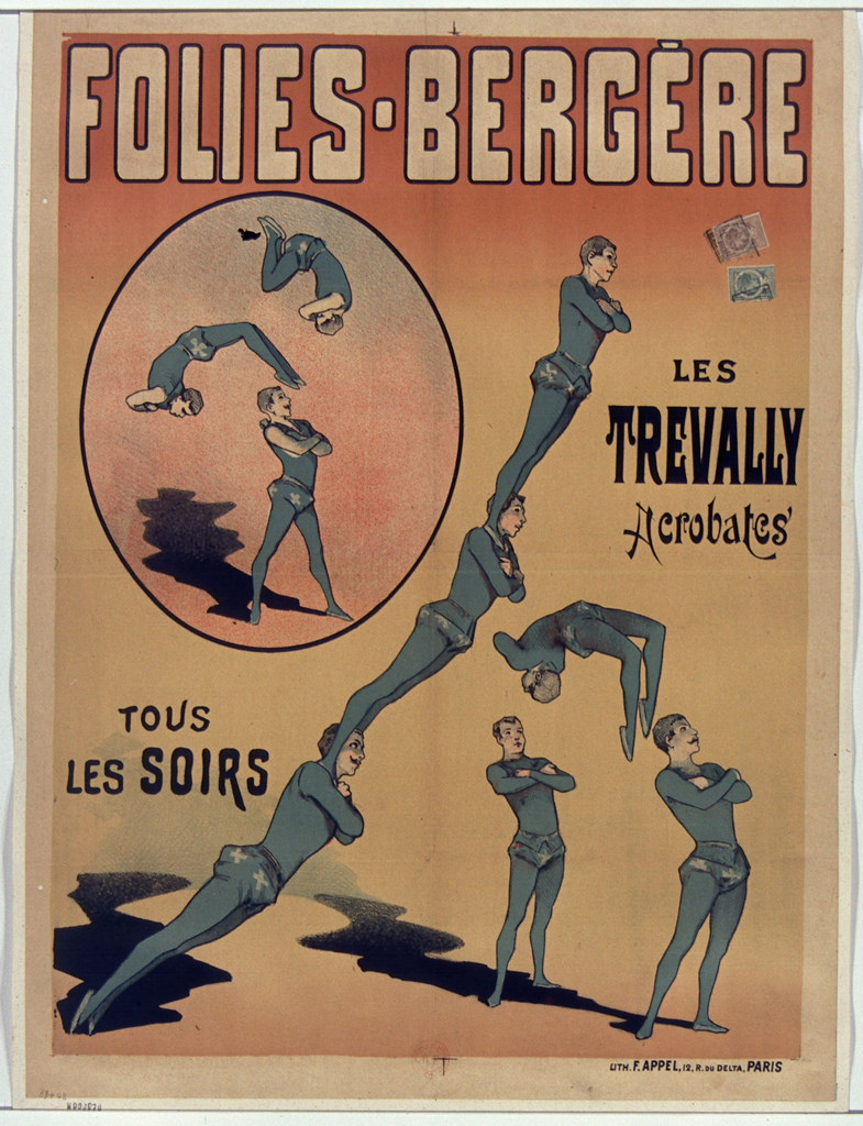 Folies Bergere illustration 10