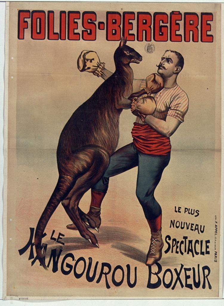 Folies Bergere illustration 3
