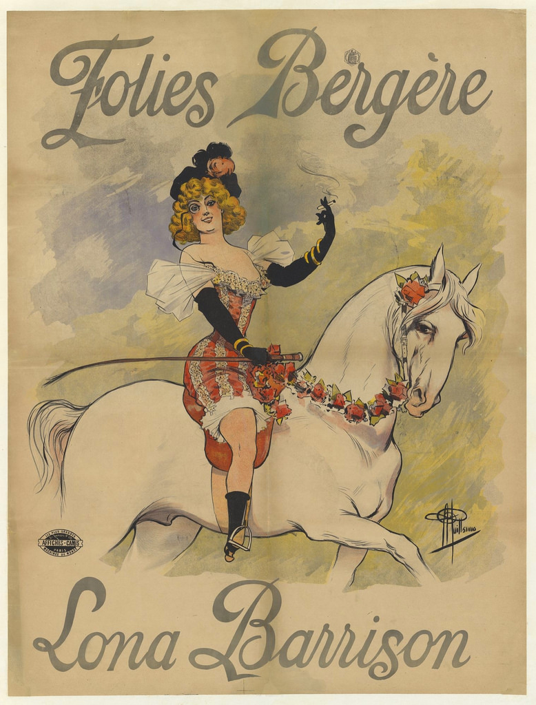 Folies Bergere illustration 8