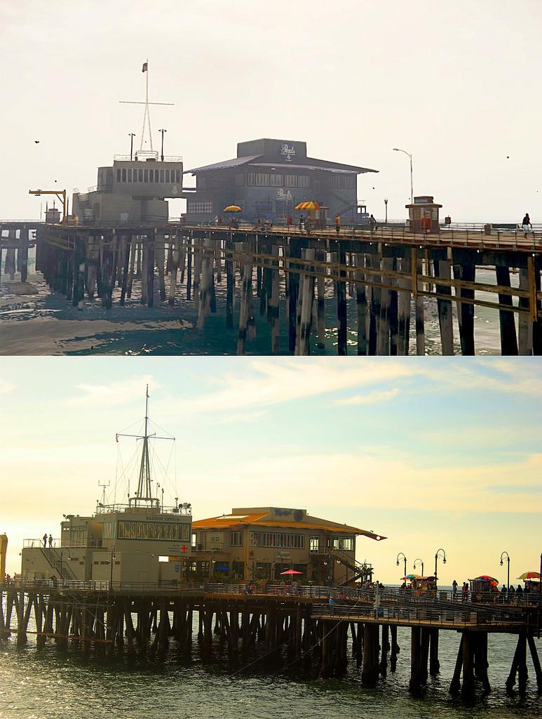 GTA V VS LOS ANGELES 7