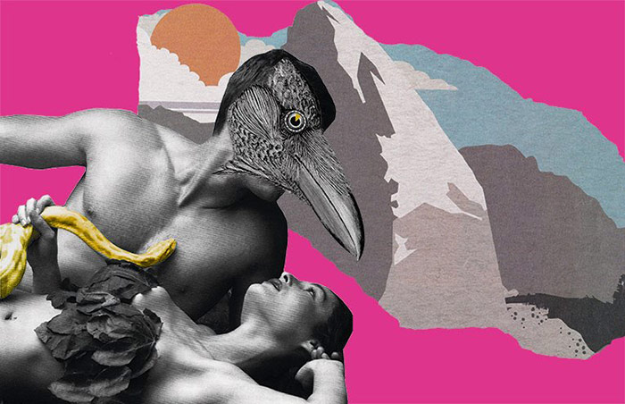 collage de Inma Giménez