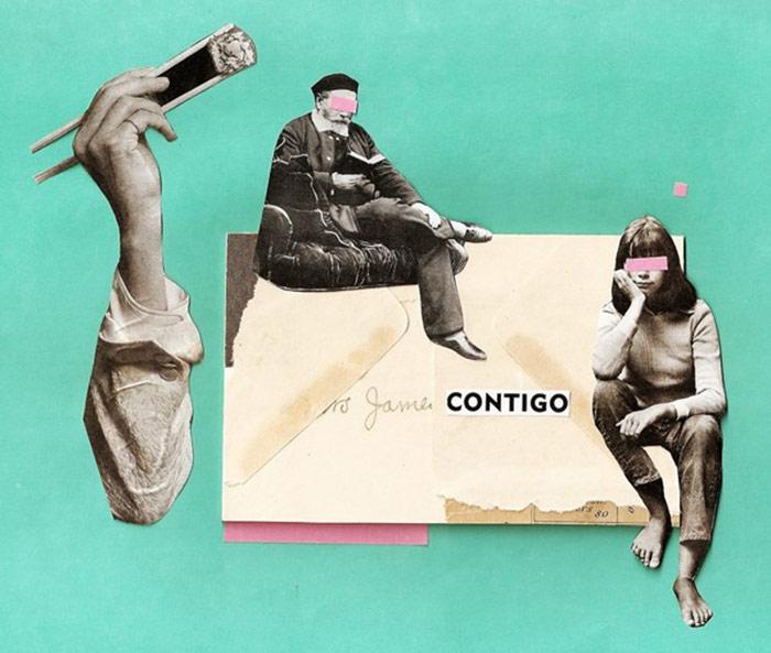 diseño de collages