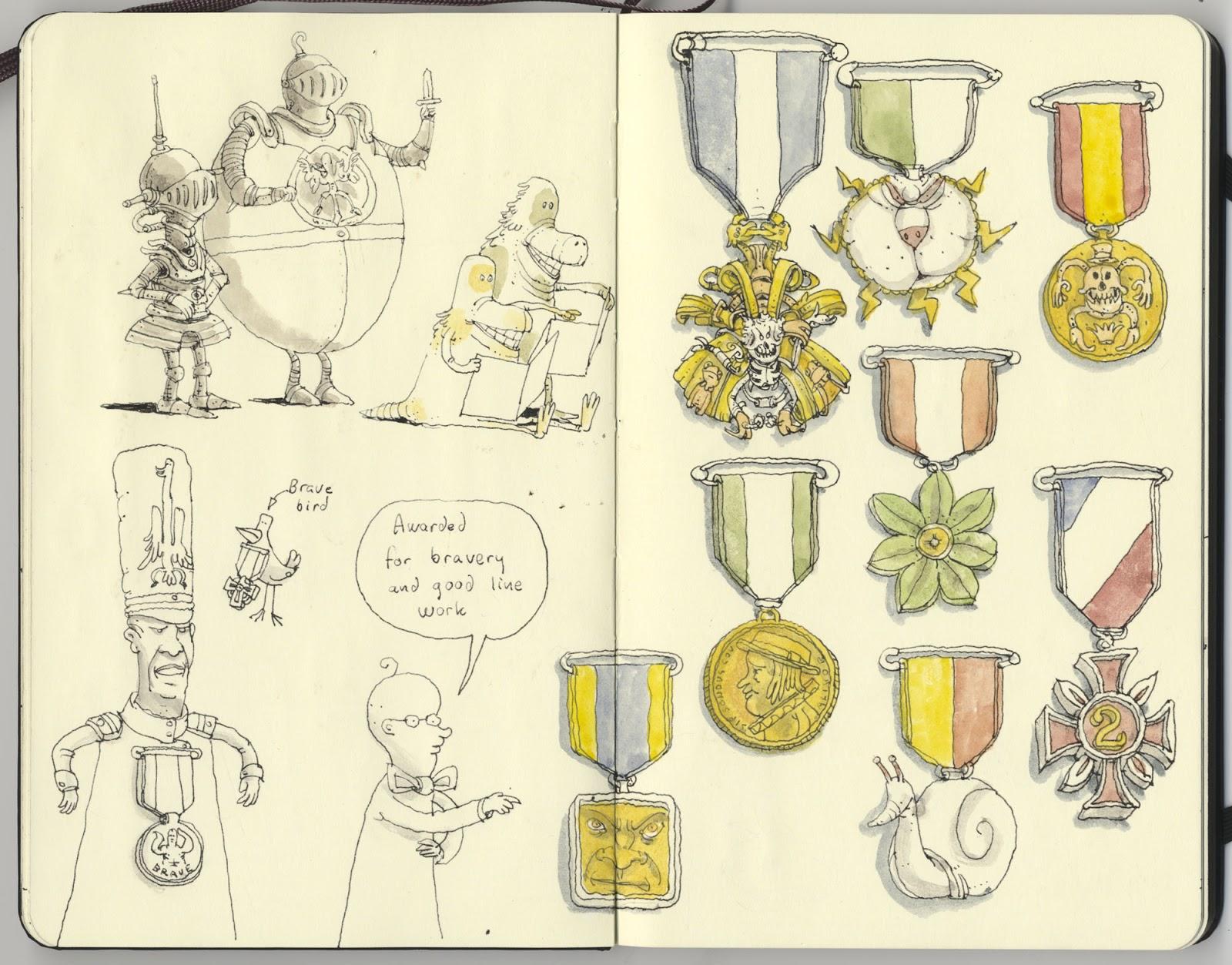 Mattias Adolfsson sketch illustration 5