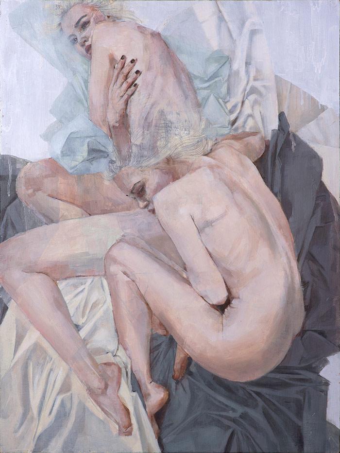 Pintura de desnudos por Miss Christine Wu