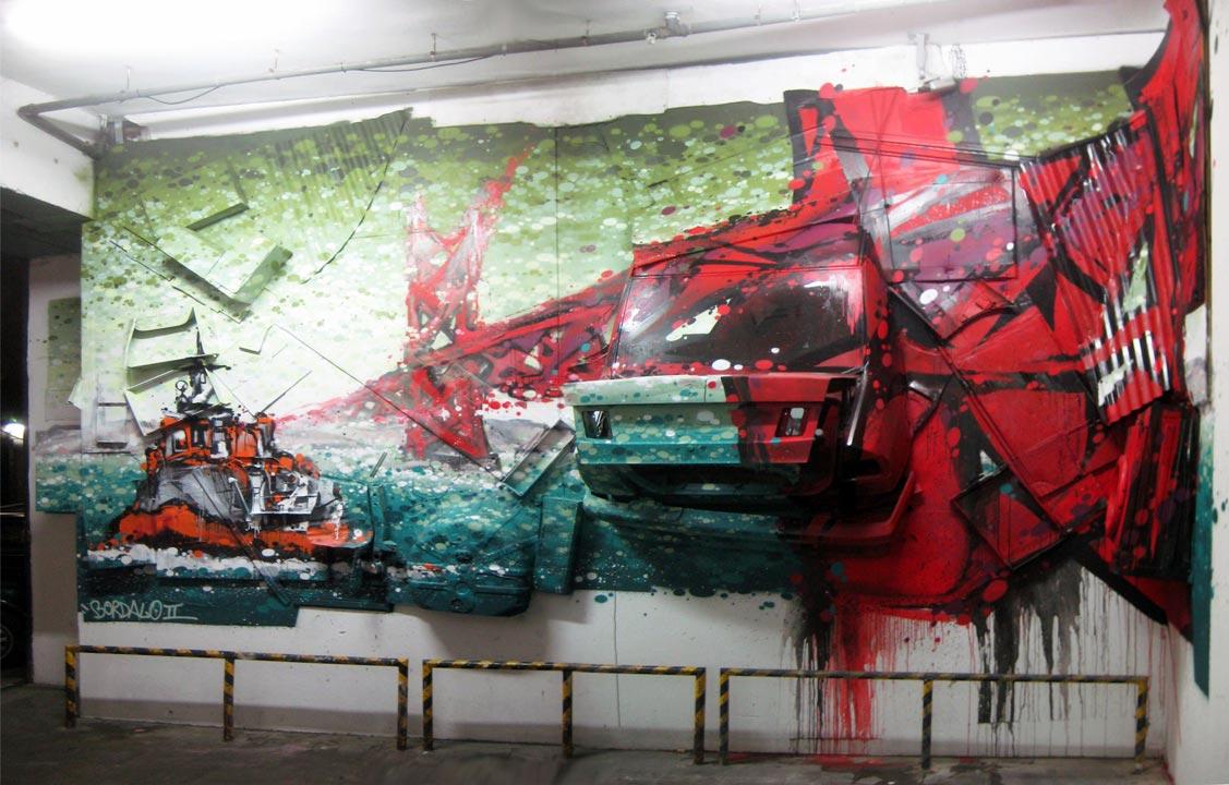 bordalo-street-art 3
