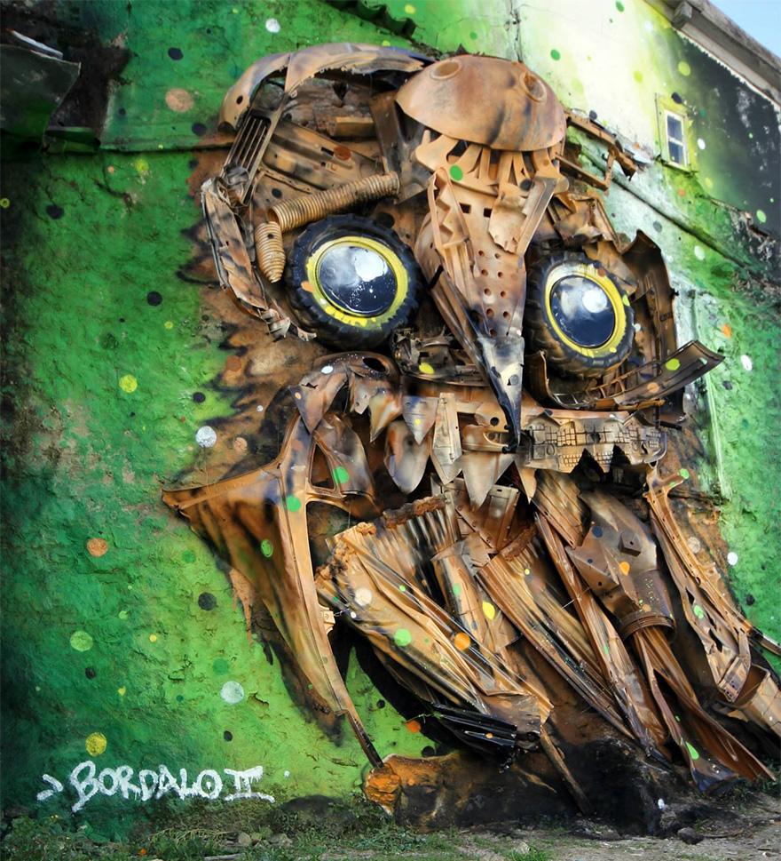 bordalo-street-art 5
