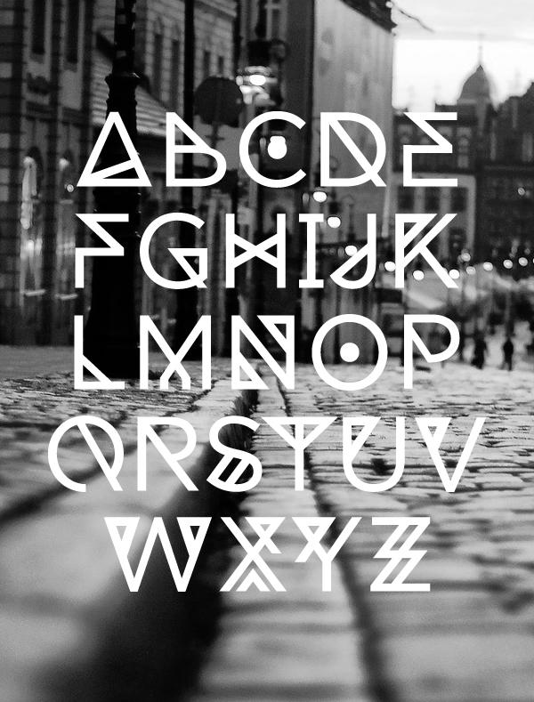 dia free font