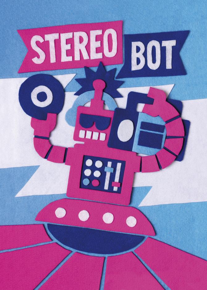 jacopo design stereobot