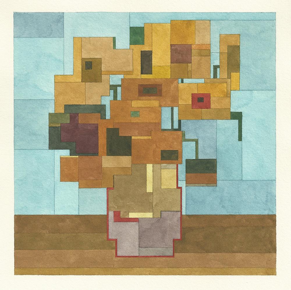 8bits paintings 2
