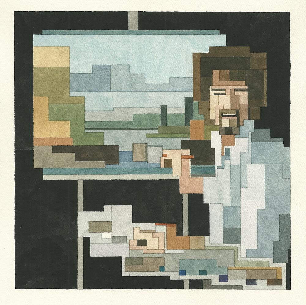 8bits paintings 4