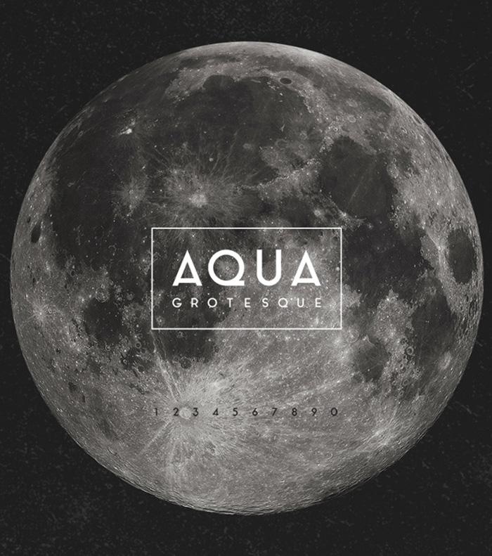 aqua-free-font